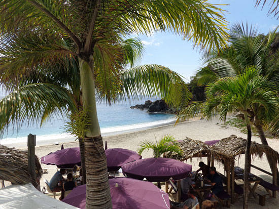 do brazil, shell beach, st. barths
