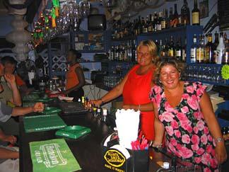 Anguilla bar Jacquie