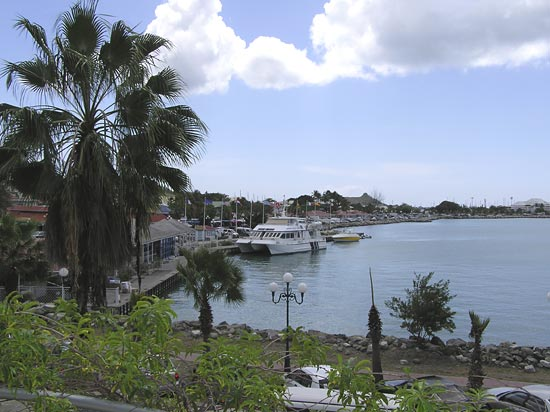 St. Martin Ferry Harbour