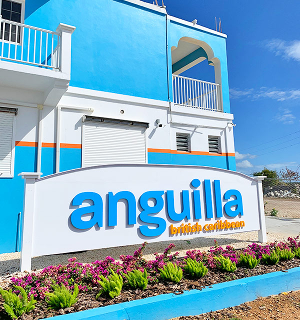 anguilla ferry system