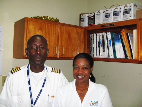 anguilla air services flights