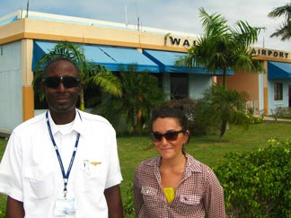 anguilla flights with captain france