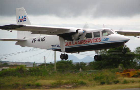 anguilla air services