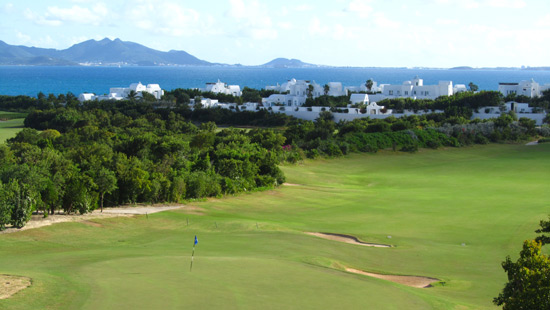 Anguilla Guide to April, Ruben Brown Golf Tournament, CuisinArt Golf Resort and Spa