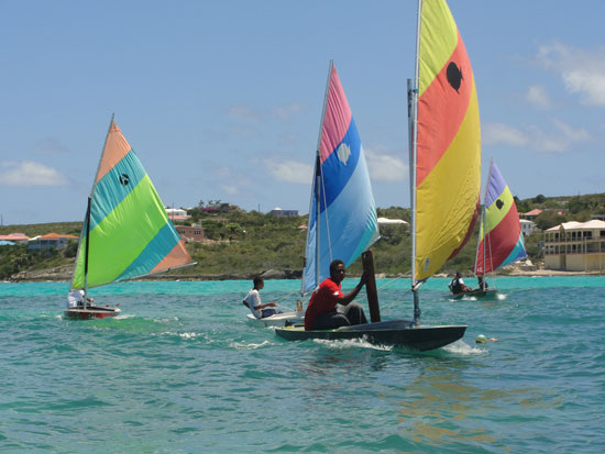 Anguilla Guide to April, Festival del Mar, Island Harbour, boatracing