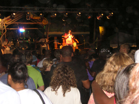 Anguilla Guide to events in March, Moonsplash, Duane Stephenson, The Dune Preserve