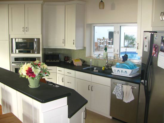 caribbean kitchen counters