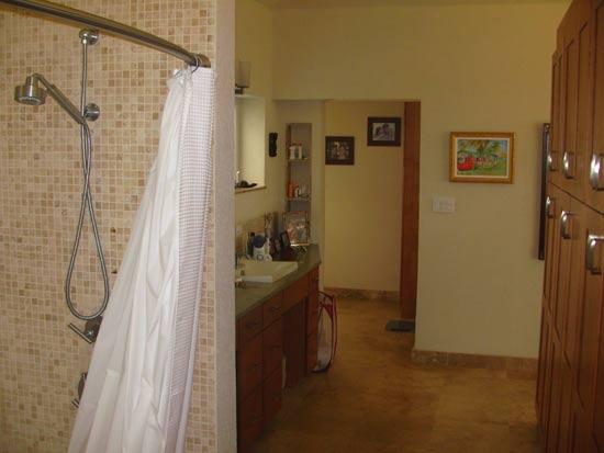 anguilla caribbean master bathroom