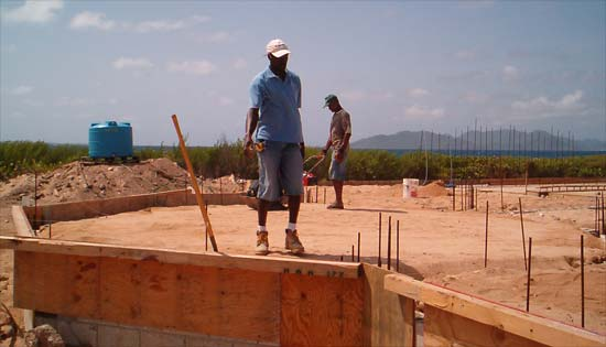 anguilla foundation level