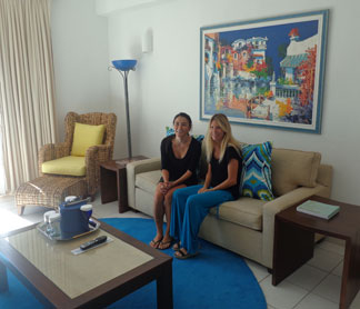 Anguilla hotels, Anguilla resorts, CuisinArt Golf Resort and Spa, Nori Evoy, Kristin Bourne
