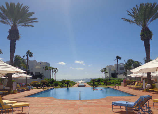 Anguilla hotels, Anguilla resorts, pool, CuisinArt Golf Resort and Spa