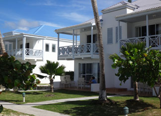 anguilla hotel shoal bay villas location on shoal bay east