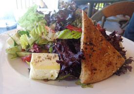 Anguilla hotels, Anguilla restaurants, Half Shell, Viceroy, greek salad