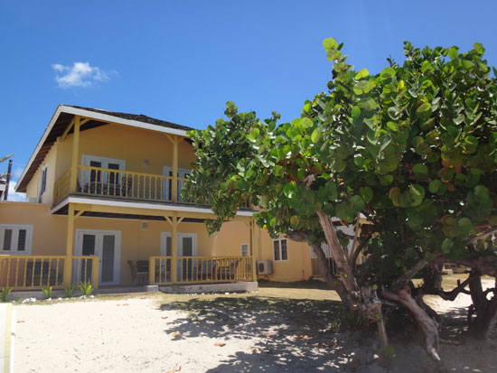 the villas at rendezvous bay hotel