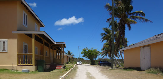 the way to the restaurant the place anguilla