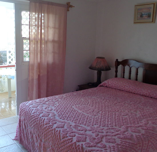 Anguilla hotels, Sea View, one bedroom