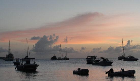 Anguilla hotels, Sea View, Anguilla sunset