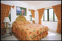 Shoal Bay Beach Hotel Bedroom