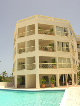 Anguilla Hotel, Turtle's Nest Beach Resort, Meads Bay, pool