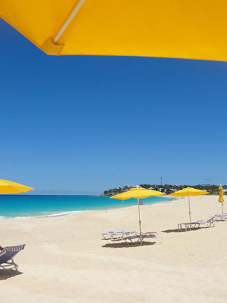 Anguilla Hotel, Turtle's Nest Beach Resort, Meads Bay