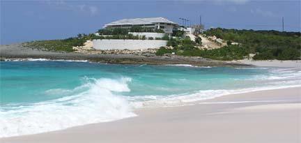 Anguilla land