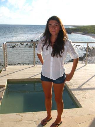 anguilla luxury hot tub