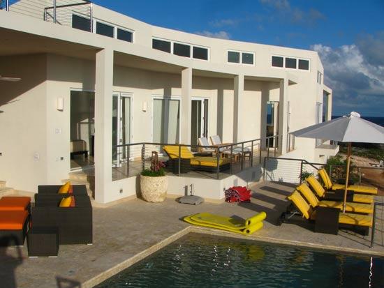 anguilla bedroom area luxury