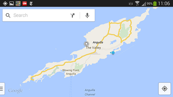 Dads Top Tip The Best Anguilla Maps - Map of anguilla