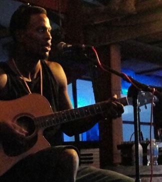 Anguilla music, live music, Omari Banks, Bankie Banx, The Dune Preserve