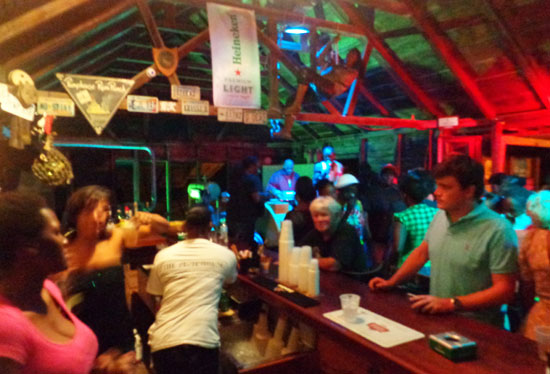 Anguilla nightlife, Anguilla live music, The Pumphouse, Musical Brothers