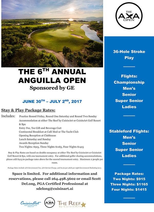 anguilla open 2017