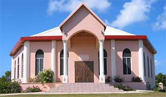 Anguilla Churches 10