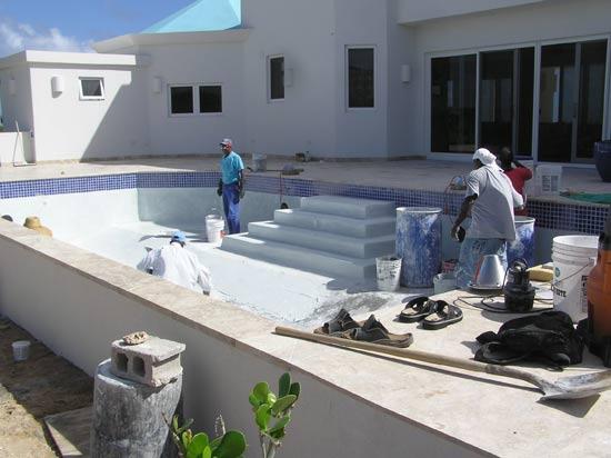 anguilla pool
