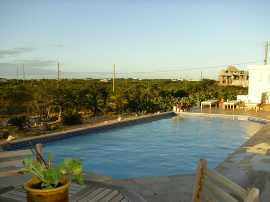 anguilla pool
