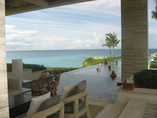 viceroy anguilla sunset lounge