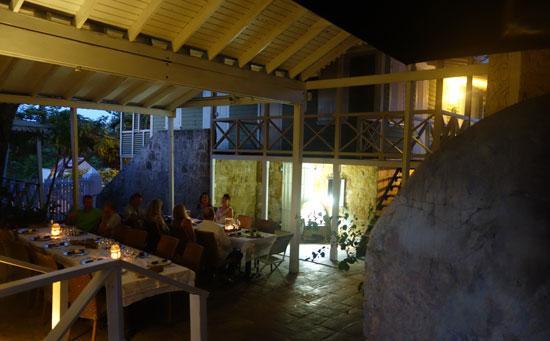 anguilla pop up restaurant at village bakehouse