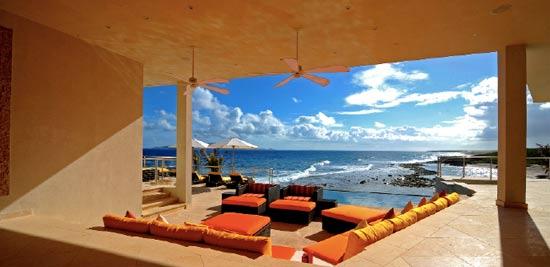 anguilla rental villa