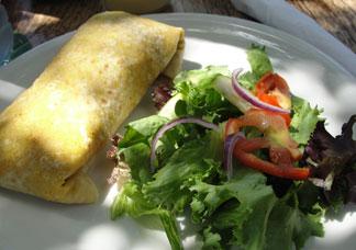 Anguilla restaurant, Bonjour Cafe