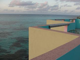 Anguilla restaurant, On Da Rocks, Island Harbour