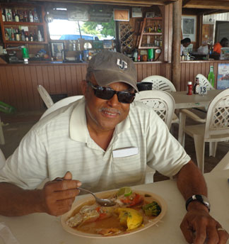 Anguilla restaurant, Johnno's, live music
