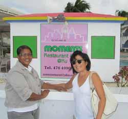 Moments Anguilla restaurants