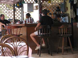 Anguilla Roys bar