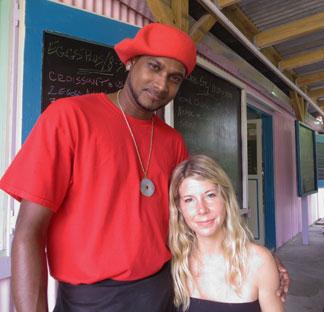 Anguilla restaurant, Valley Bistro