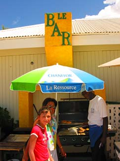 Anguilla restaurant