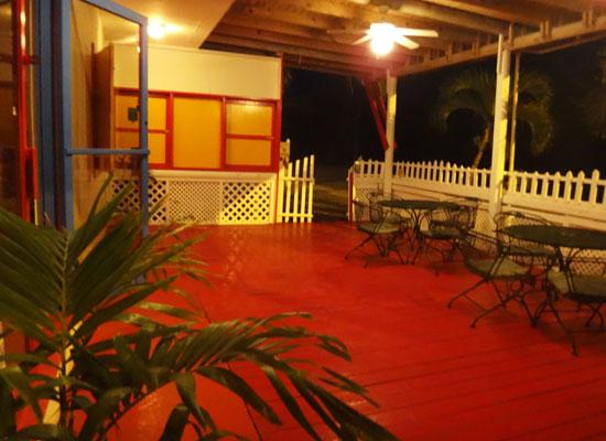 sarjai's porch