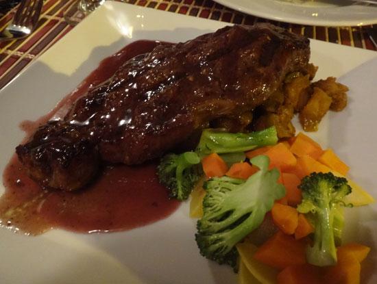 steak au poivre at sarjais
