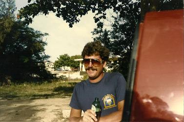 anguilla rising gary rodrigues 80s