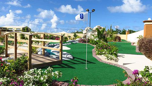 golf course angle 8