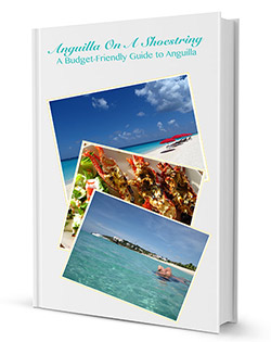 anguilla on a shoestring graphic
