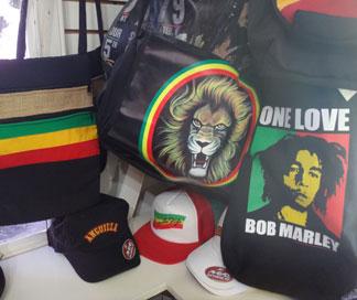 bob marley merchandise anguilla